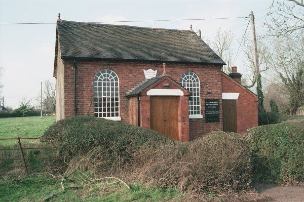 Primative Methodist Chapel of 1838, Derbyshire. IoE 82626