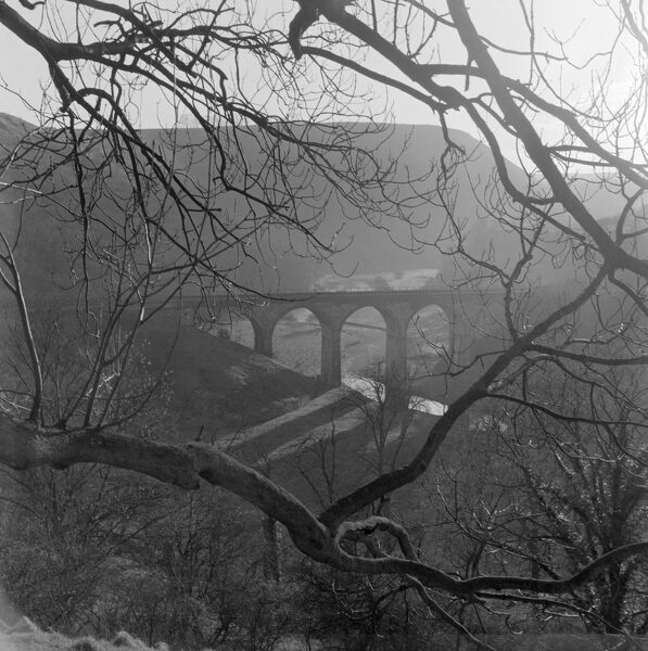 MONSAL DALE VIADUCT, Monsal Dale, Little Longstone, Derbyshire