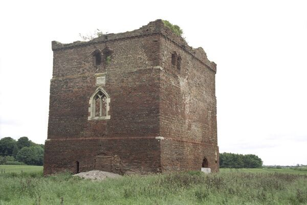 Paull Home Tower. Viewed from the south-west, Paull, East Yorkshire IoE 166654
