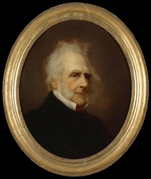 DOWN HOUSE, Kent. Portrait of Sir Francis Sacheverel Darwin (1786- 1859), c.1840-59 Anon. Francis Sacheverel Darwin, son of Erasmus Darwin and his second wife Elizabeth, and half Uncle to Charles Darwin
