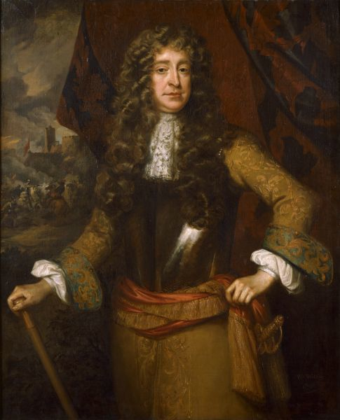 "KENWOOD HOUSE, SUFFOLK COLLECTION, London. ""Unknown Man called William III"" by Studio of William WISSING (1655-1687)"