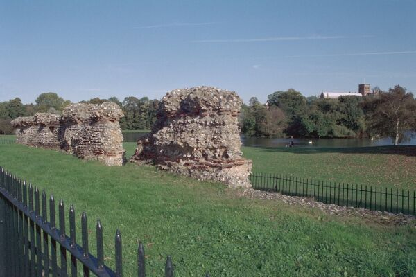 Remains of the 3rd largest city and only municipium of Roman Britain. IoE 163467