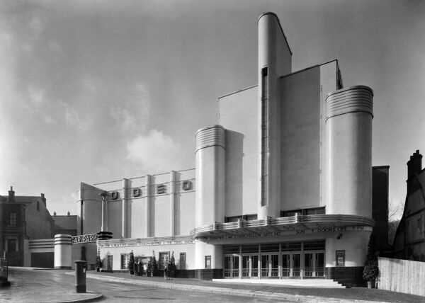 Odeon Cinema, Parsons Hill, Woolwich, London