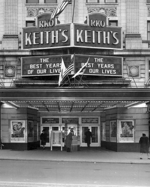 RKO KEITHS, LOS ANGELES IN 1946
