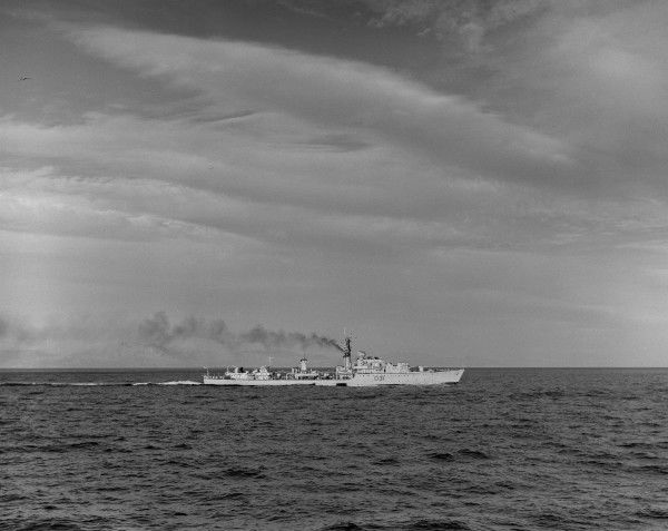 Battle Class destroyer HMS Vigo