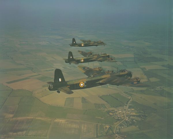 Short Stirling I aircraft of 1651 Heavy Conversion Unit RAF, 29 April 1942