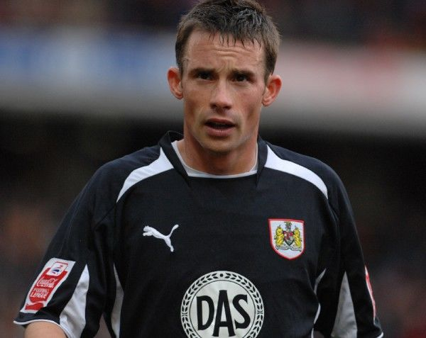 Bristol City First Team: Season 08-09: Barnsley V Bristol City