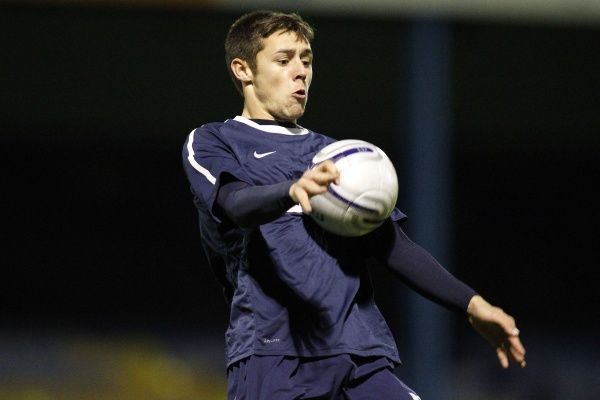 George Smith (Southend United) - Southend United vs. Barking - Essex Senior Cup Third Round at Roots Hall, Southend - Mandatory Credit: Pixel8 Photos/David Scriven