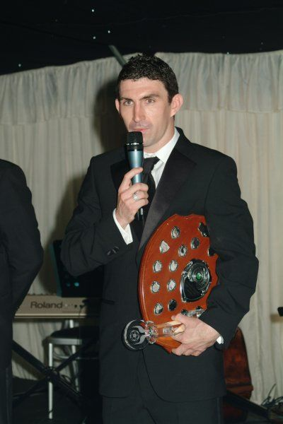 CENTENARY BALL: Kevin Maher