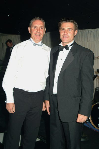 CENTENARY BALL: Paul Brush & Steve Tilson