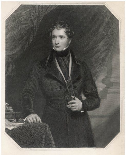 EDWARD STANLEY 14TH EARL OF DERBY British Statesman and Prime Minister three times: Tory (1852, 1858-59 & 1866-68)
