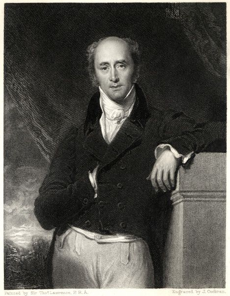 RIGHT HONOURABLE CHARLES GREY 2ND EARL GREY Member of Parliament