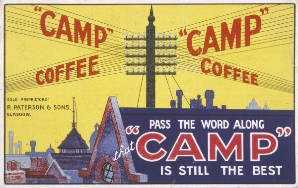Camp Coffee is still the best