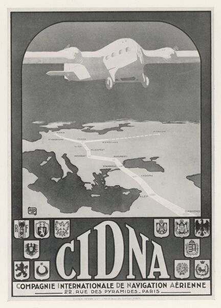 CIDNA, French airline