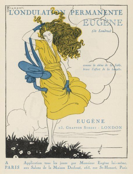 Eugene permanent wave for hair