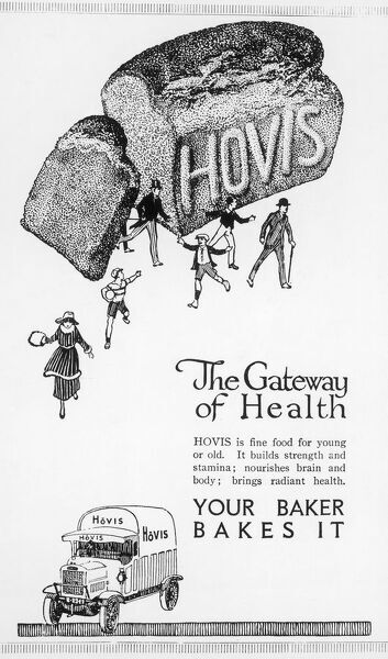 Hovis Bread - the Gateway of Health
