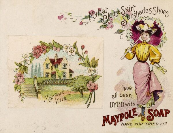 Maypole Soap Dyes - have you tried it?