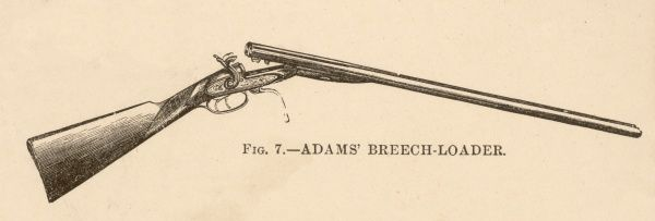 Adam's Breech-loader