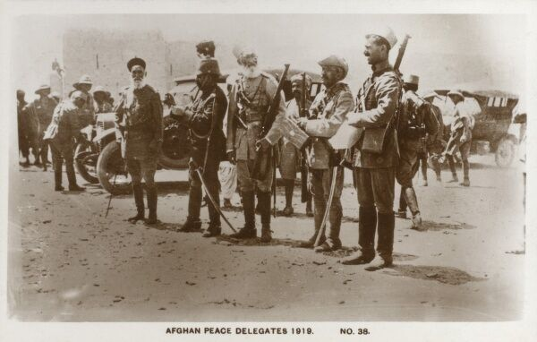 Amir Amanullah Khan ordered a ceasefire to the Third Afghan War on 3rd June 1919