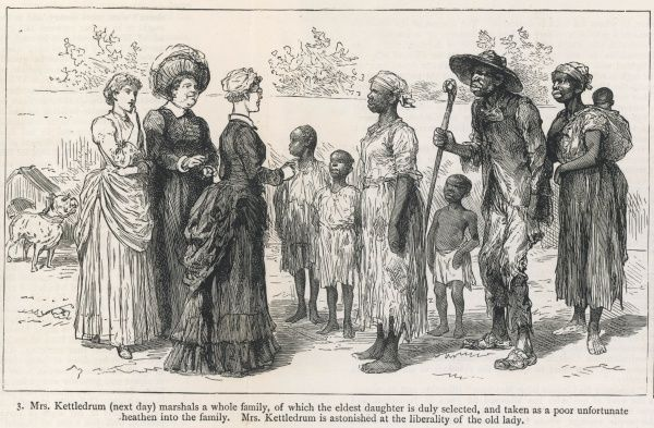 An Englishwoman in Cape Colony, South Africa, finds that the servant problem is even more acute here than home in England ! 3 of 15