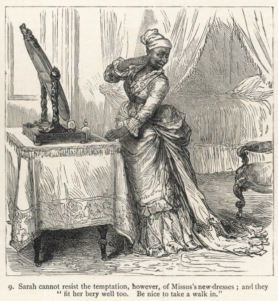 An Englishwoman in Cape Colony, South Africa, finds that the servant problem is even more acute here than home in England ! 9 of 15
