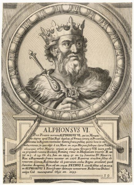 ALFONSO VI OF CASTILE Also known as Alfonso the Valiant
