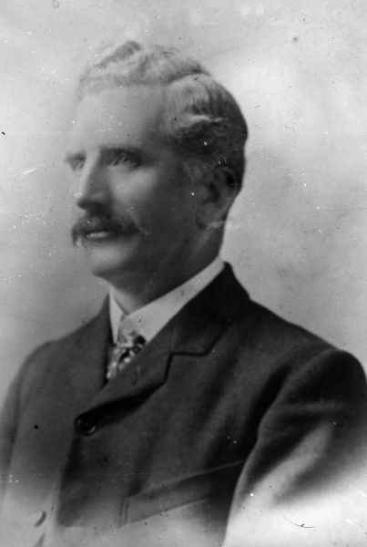 Alfred Onions (1858-1921), Welsh Labour MP for Caerphilly and Treasurer of the South Wales Miners Federation