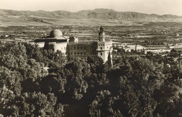 The Alhambra Palace Hotel, Granada, Spain Date: circa 1930s