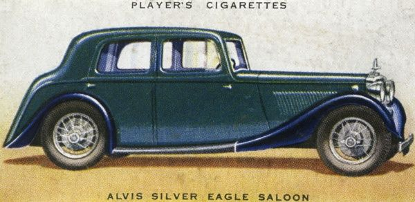 For 598 pounds you can buy this six-cylinder saloon capable of over 75 mph. Date: 1936