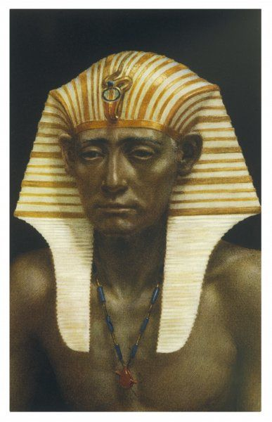 AMENEMHET III, PHARAOH also known as Nymaatre (12th dynasty) son of Senusret III