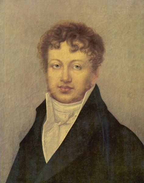 ANDRE MARIE AMPERE French scientist