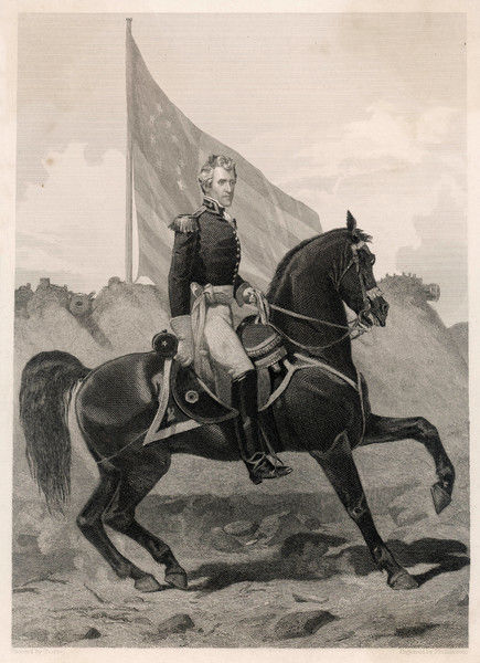 Andrew Jackson 7th president of the United States