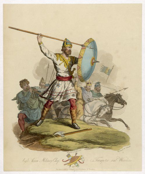 Anglo Saxon Chief