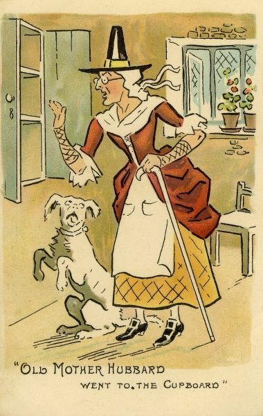 Anon 4. Old Mother Hubbard Date