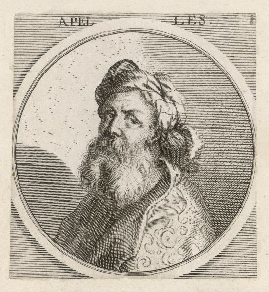 APELLES Roman adherent to the heresy of Marcion of Sinope, an ascetic gnostic who held that most of creation was the work of an imperfect god