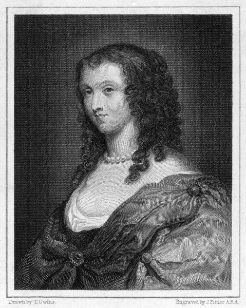 APHRA BEHN English dramatist and novelist