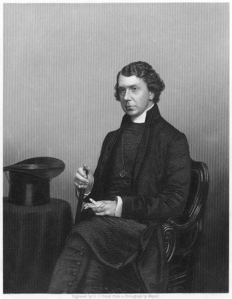 ARCHIBALD CAMPBELL TAIT Archbishop of Canterbury