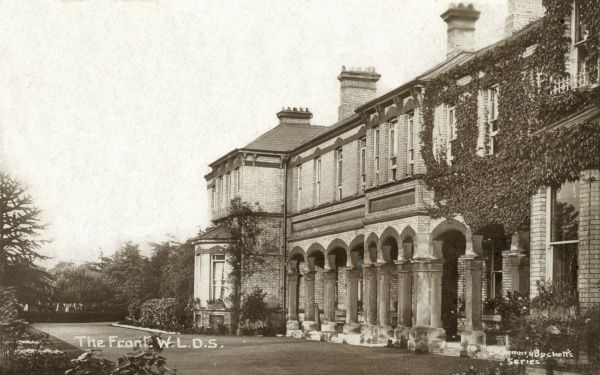 Located on Woodthorpe Road, at Ashford, near Staines, Surrey, and opened in 1872 as the West London District School, it provided accommodation away from the workhouse for pauper children from the Fulham, Hammersmith, Paddington, and St George