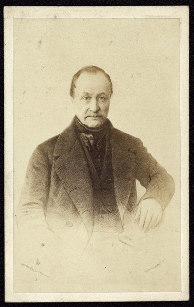 AUGUSTE COMTE French philosopher