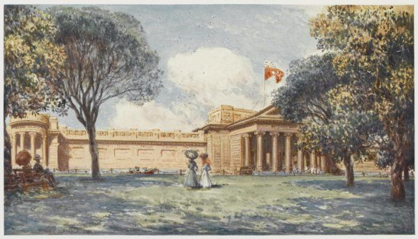 The National Art Gallery, New South Wales