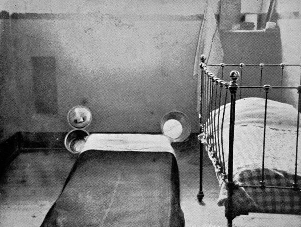 Prison babies at play in the day nursery in Holloway, a women only prison where babies who were either born there or were under three months old when their mothers were jailed were cared for in the prison