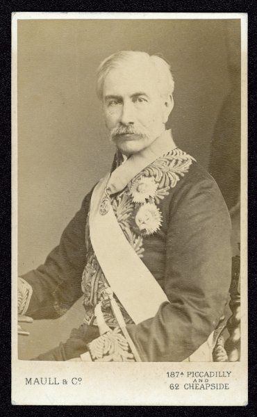 SIR HENRY BARTLE FRERE British colonial administrator in India and Africa