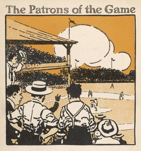 'The patrons of the game&#39
