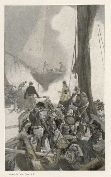 BATTLE OF LAKE CHAMPLAIN A hard-fought naval battle ends in an American victory, decisive for the outcome of the war