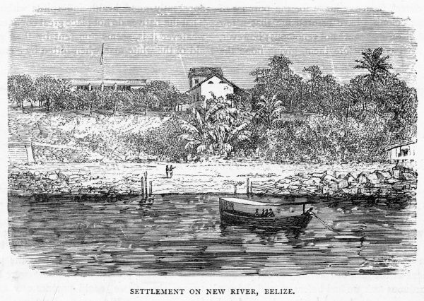 Settlement on the New River