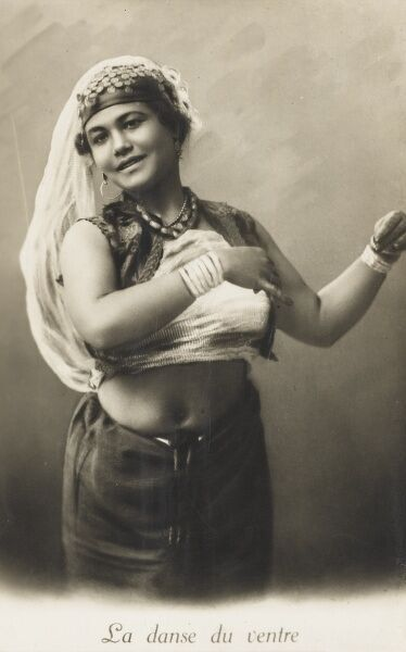Bellydancer - Egyptian - performing the 'Dance of the Winds&#39
