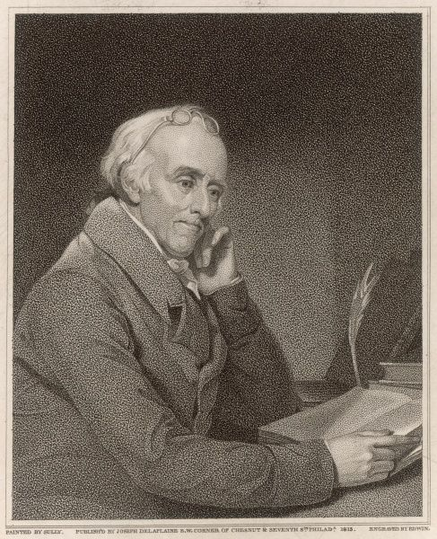 BENJAMIN RUSH American medical practitioner, signatory to the Declaration of Independence