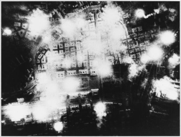 A Soviet bombers' view of Berlin