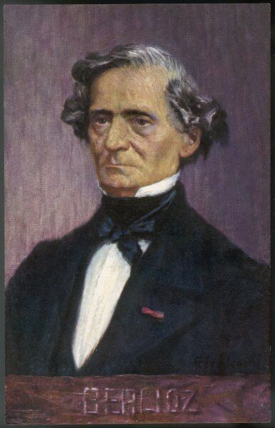 HECTOR BERLIOZ - French composer