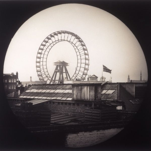 The Big Wheel at Earls Court, London (designed by British engineer Walter Bassett)